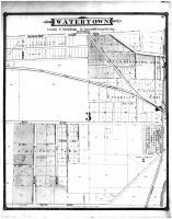 Watertown Township Section 5, Jefferson County 1887